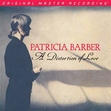 Patricia Barber A Distortion Of Love Numbered Limited Edition 180g MOBILE FIDELITY 2LP