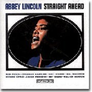 ABBEY LINCOLN STRAIGHT AHEAD Pure Pleasure180g LP