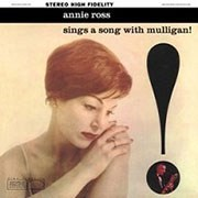 Annie Ross Sings A Song With Mulligan Pure Pleasure180g LP