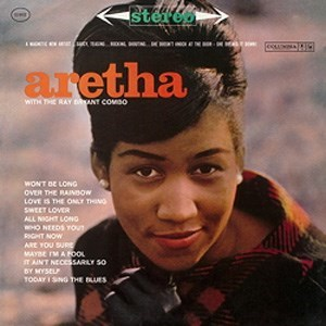 Aretha Franklin Aretha with the Ray Bryant Combo COLUMBIA Reedición en vinilo de 180 gr Speakers Corner