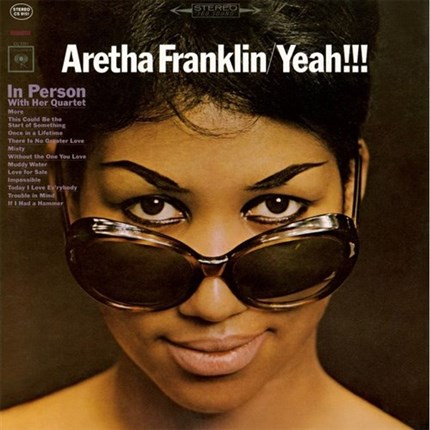 Aretha Franklin Yeah!!!: In Person With Her Quartet Pure Pleasure180g LP