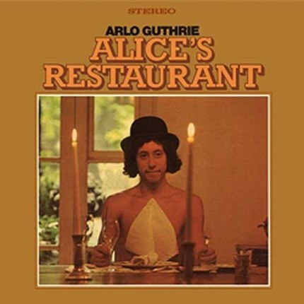 Arlo Guthrie Alice's Restaurant Pure Pleasure180g LP