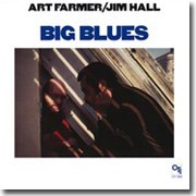Art Farmer & Jim Hall Big Blues Pure Pleasure180g LP