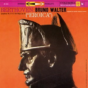 "Beethoven Symphony Nº 3 ""Eroica"" Bruno Walter Columbia Symphony Orchestra COLUMBIA Reedición Speakers Corner"