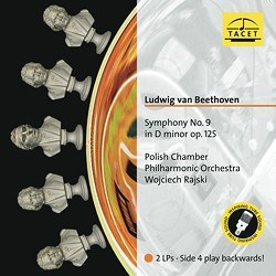 Ludwig van Beethoven  Symphony No. 9, op. 125  Bomi Lee, Agnieszka Rehlis, and other soloists  Polish Chamber Philharmonic Orchestra  Sopot and Polish Chamber Choir  Schola Cantorum Gedanensis  Wojciech Rajski TACET