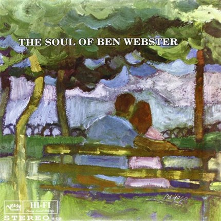 Ben Webster The Soul of Ben Webster ANALOGUE PRODUCTIONS Numbered Limited Edition 200g 45rpm LP