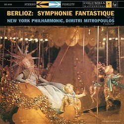 "Hector Berlioz: ""Symphonie fantastique"" - The New York Philharmonic Orchestra Dimitri Mitropoulos COLUMBIA SPEAKERS CORNER"