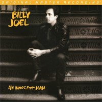 Billy Joel An Innocent Man Numbered Limited Edition  MOBILE FIDELITY 45rpm 180g 2LP