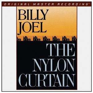 Billy Joel The Nylon Curtain Mobile Fidelity Numbered Limited Edition 180g 45rpm 2LP