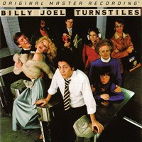 Billy Joel Turnstiles  Numbered Limited Edition  MOBILE FIDELITY 180g LP