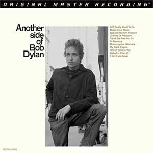 Bob Dylan Another Side Of Bob Dylan Mobile Fidelity Numbered Limited Edition 45rpm 180g Mono 2LP