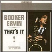 BOOKER ERVIN THAT'S IT! Pure Pleasure180g LP