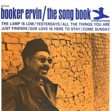 Booker Ervin The Song Book Numbered Limited Edition Analogue Preductions 200g LP (Stereo)