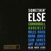 Cannonball Adderley Somethin' Else Hybrid Stereo SACD ANALOGUE PRODUCTIONS