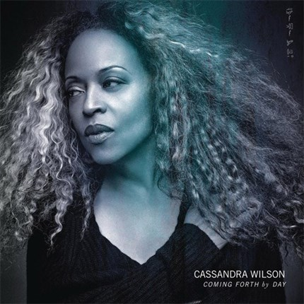 Cassandra Wilson Coming Forth by Day LEGACY 180g 2LP