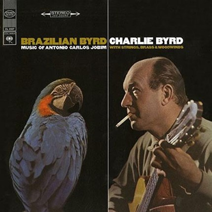 Charlie Byrd Brazilian Byrd Pure Pleasure180g LP