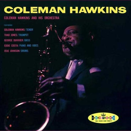 Coleman Hawkins & His Orchestra  Pure Pleasure180g LP (Mono)