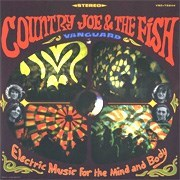 Country Joe & The Fish Electric Music For Mind & Body Pure Pleasure 180gLP