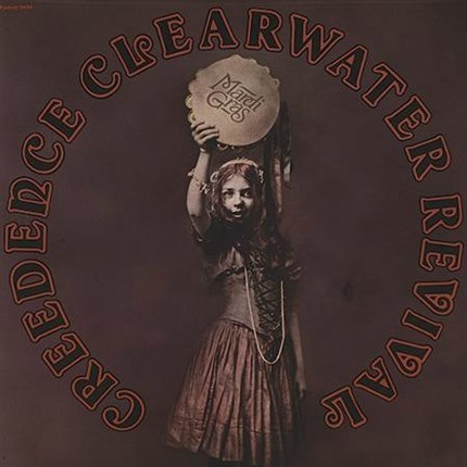 Creedence Clearwater Revival Mardi Gras 200g LP ANALOGUE PRODUCTIONS