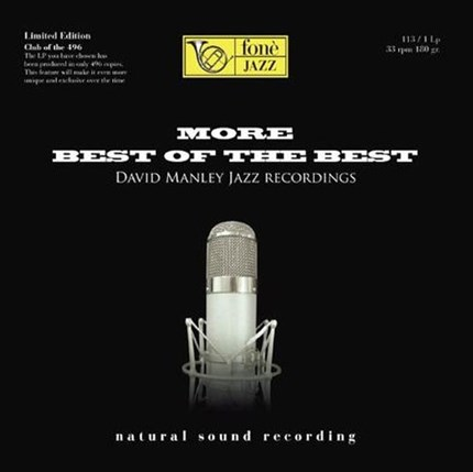 David Manley Jazz Recordings More Best Of The Best FONE RECORDS180g