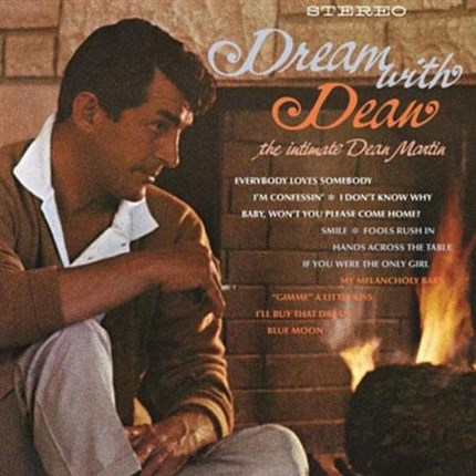 Dean Martin Dream with Dean: The Intimate Dean Martin ANALOGUE PRODUCTIONS 200g 45rpm 2LP