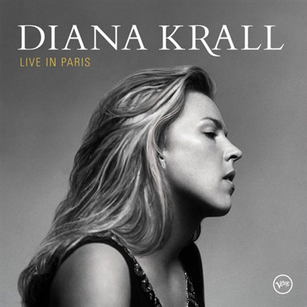Diana Krall Live In Paris  Numbered Limited Edition  ORIGINAL RECORDIND GROUP 180g 45rpm 2LP