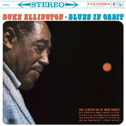 Duke Ellington Blues In Orbit Numbered Limited Edition 180g 45rpm 2LP ORIGINAL RECORDING GROUP