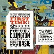Duke Ellington & Count Basie The Count Meets The Duke First Time! Pure Pleasure180g LP