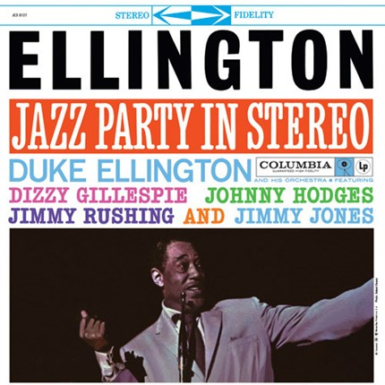 Duke Ellington Jazz Party In Stereo Numbered Limited Edition 180g 45rpm 2LP ORG