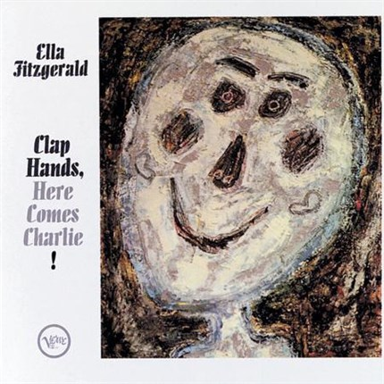 Ella Fitzgerald Clap Hands, Here Comes Charlie! ANALOGUE PRODUCTIONS Numbered Limited Edition 200g 45rpm LP