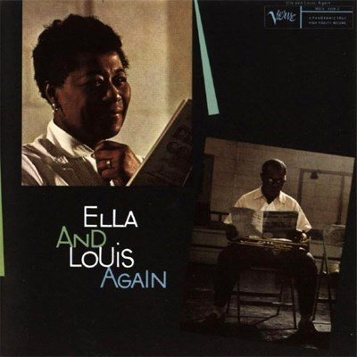 Ella Fitzgerald & Louis Armstrong Ella And Louis Again Volume One ANALOGUE PRODUCTIONS