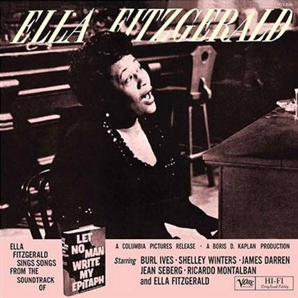 Ella Fitzgerald Sings Songs From Let No Man Write My Epitaph ANALOGUE PRODUCTIONS Numbered Limited Edition 200g 45rpm 2LP