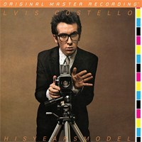 Elvis Costello This Year's Model  Numbered Limited Edition  MOBILE FIDELITY 180g LP