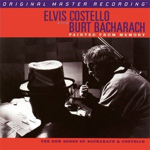 Elvis Costello with Burt Bacharach Painted From Memory Numbered Limited Edition Mobile Fidelity180g LP