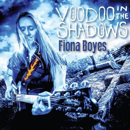 Fiona Boyes Voodoo In The Shadows Reference Recordings CD