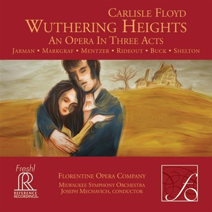 Floyd Wuthering Heights An Opera In Three Acts Hybrid Multi-Channel & Stereo 2SACD REFERENCE RECORDINGS