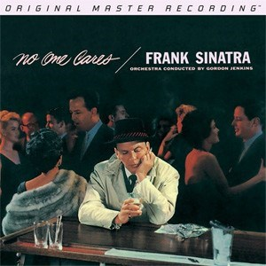 Frank Sinatra No One Cares  Numbered Limited Edition  MOBILE FIDELITY 180g LP