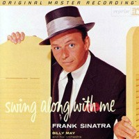 Frank Sinatra  Swing Along With Me  Numbered Limited Edition  MOBILE FIDELITY 180g LP