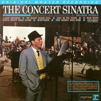 Frank Sinatra  The Concert Sinatra  Numbered Limited Edition  MOBILE FIDELITY 180g LP