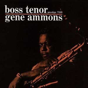 Gene Ammons Boss Tenor Analogue Productions 200g LP (Stereo)