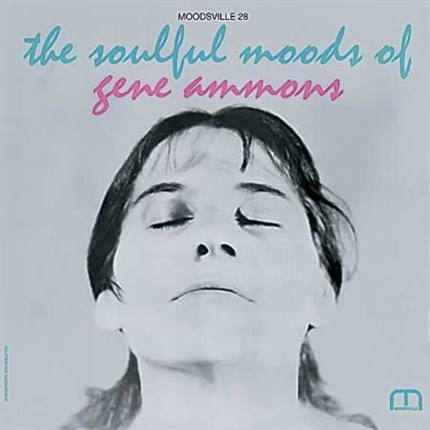 Gene Ammons The Soulful Moods of Gene Ammons Numbered Limited Edition ANALOGUE PRODUCTIONS 200g LP (Stereo)