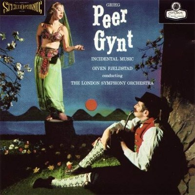 Grieg Peer Gynt Numbered Limited Edition 180g 45rpm 2LP ORG