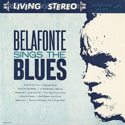 Harry Belafonte Belafonte Sings the Blues ANALOGUE PRODUCTIONS 33 rpm 200 gr