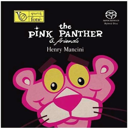 Henry Mancini The Pink Panther & Friends FONE RECORDS