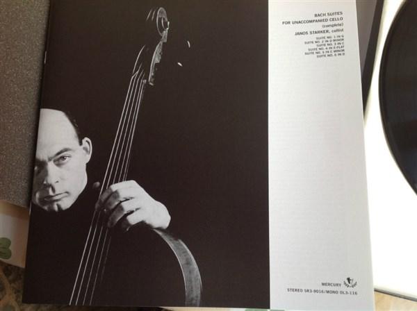 Johann Sebastian Bach Suites 1 6 For Solo Cello Janos