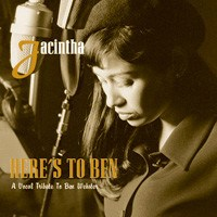 Jacintha Here's To Ben A Vocal Tribute To Ben Webster  GROOVE NOTE 180g 45rpm 2LP