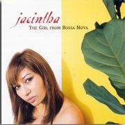 Jacintha The Girl From Bossa Nova  GROOVE NOTE 180g 45rpm 2LP