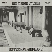 Jefferson Airplane Bless Its Pointed Little Head Pure Pleasure180g LP