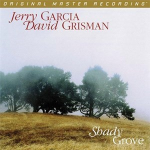 Jerry Garcia & David Grisman Shady Grove Numbered Limited Edition MOBILE FIDELITY 180g 2LP