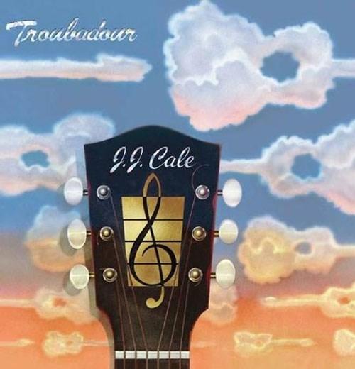 J J Cale Troubadour Analogue Productions 200g Lp
